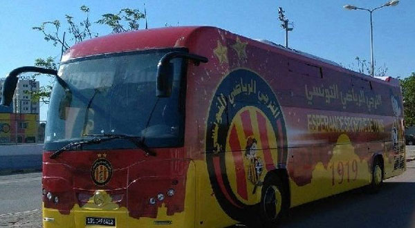 الترجي إلى نهائي الكأس بحافلة جديدة