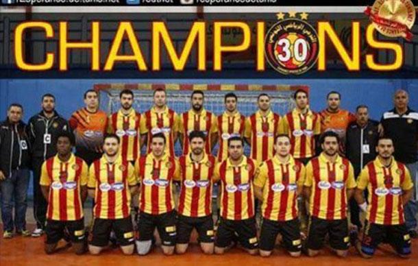Handball : L'Espérance championne, remporte son 30ème titre