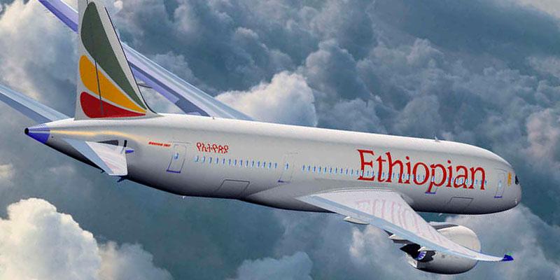 Un avion des Ethiopian Airlines s'écrase avec 157 personnes à bord
