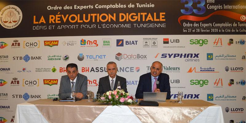 En vidéo : Le digital au cœur du congrès international de l'Ordre des Experts Comptables de Tunisie
