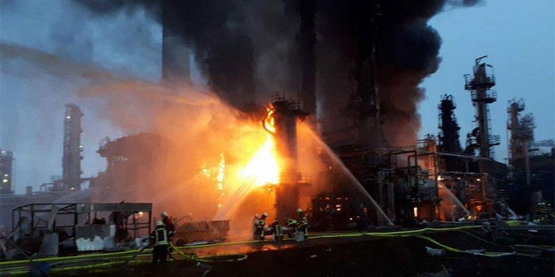 25 blessés dans une explosion à Blankenburg, dans l'est de l'Allemagne