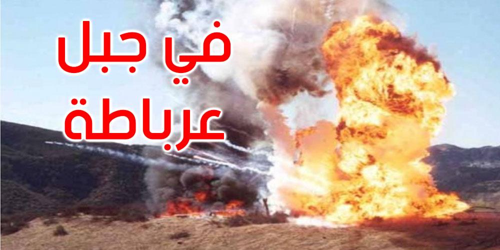 قفصة: إصابة راعي أغنام في انفجار لغم