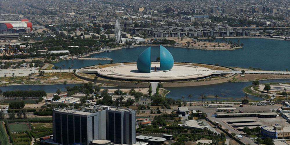 انفجار عبوة ناسفة داخل حافلة وسط بغداد