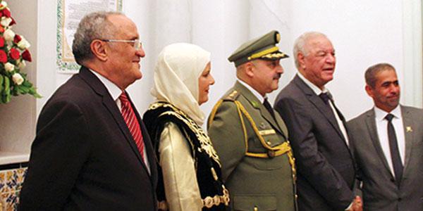L'ambasade d'Algérie à Tunis célèbre la fête nationale algérienne en présence des personnalités politiques tunisiennes