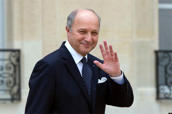 Laurent Fabius annonce son départ du gouvernement