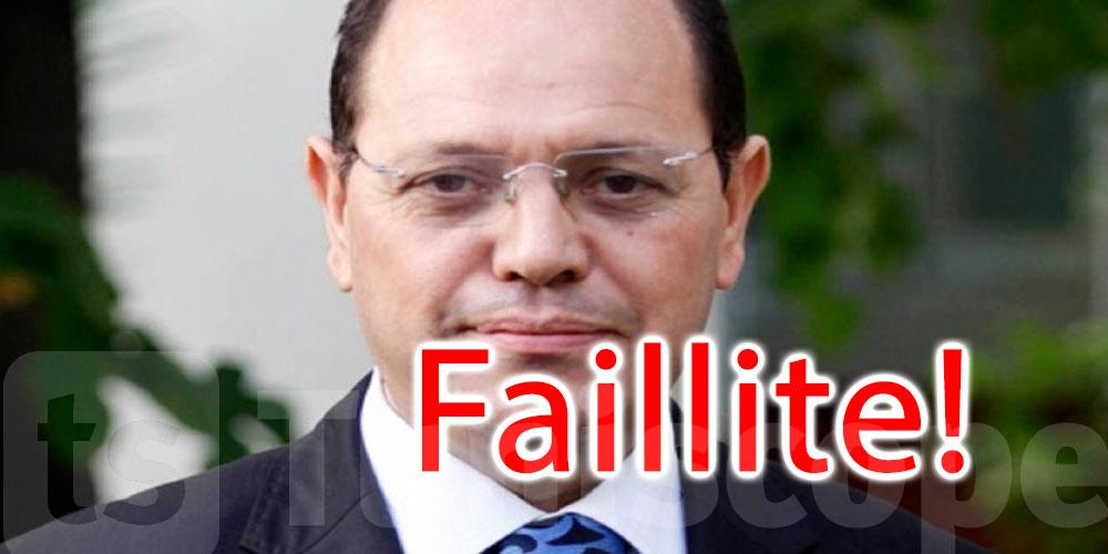 ''la tunisie n'est pas loin du risque de la faillite'' selon slim besbes