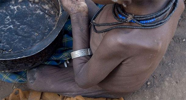 La faim progresse de nouveau dans le monde à cause des conflits et du réchauffement climatique