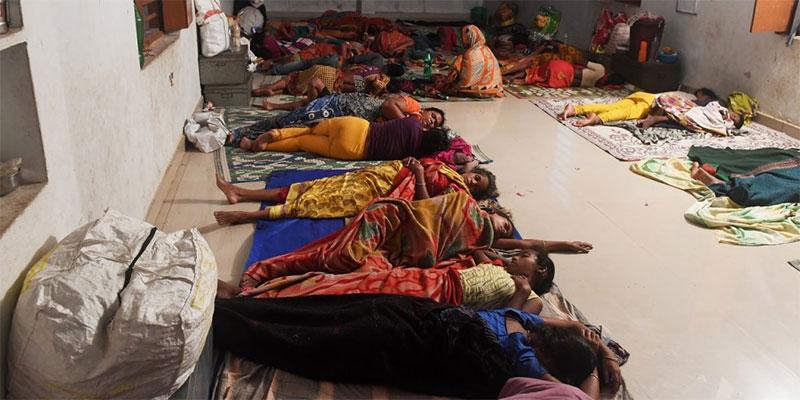 إجلاء أكثر من مليون شخص من مناطق في شرق الهند بسبب إعصار فاني