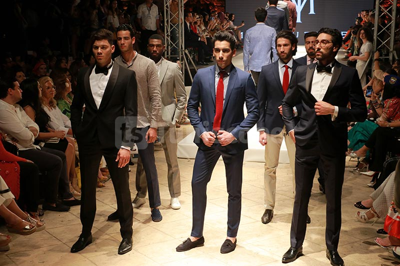 En photos : Défilé de Maison du Tailleur à la Fashion Week Tunis 2019