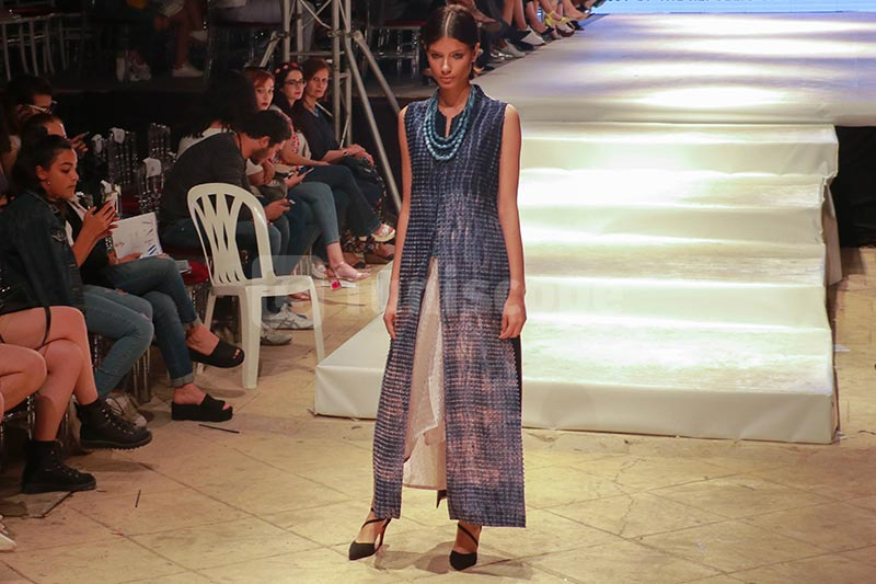 En photos : Défilé de Yunus Novita à la Fashion Week Tunis 2019