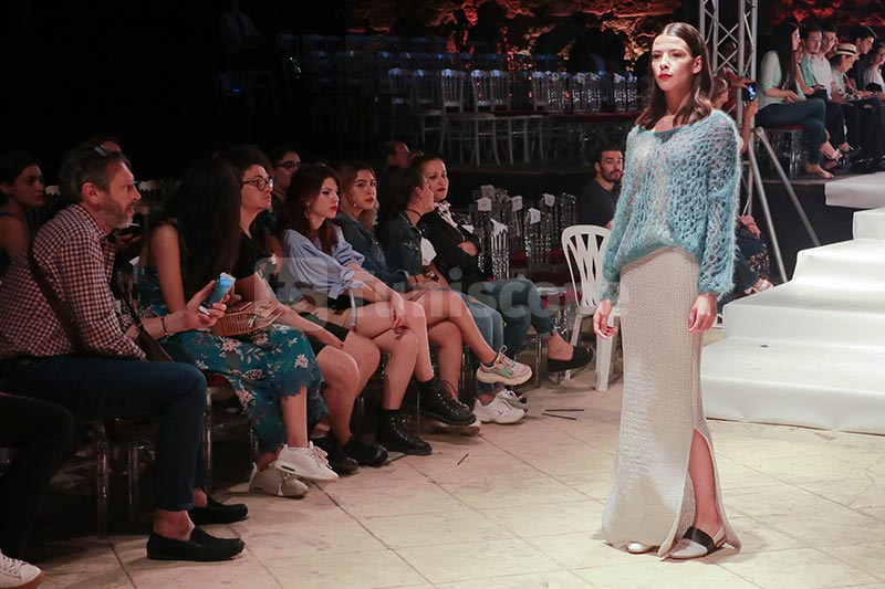 En photos : Défilé de Van Hongo à la Fashion Week Tunis 2019