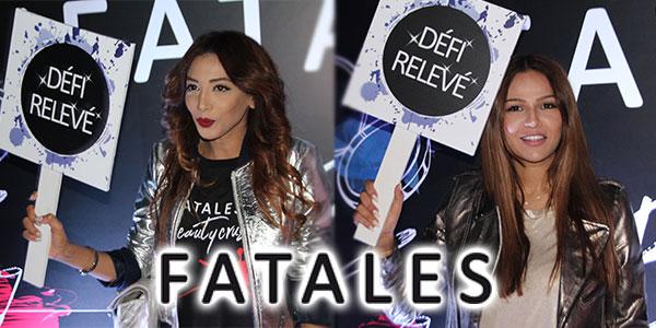 En vidéo : FATALES lance son méga jeu Facebook Beauty Crush