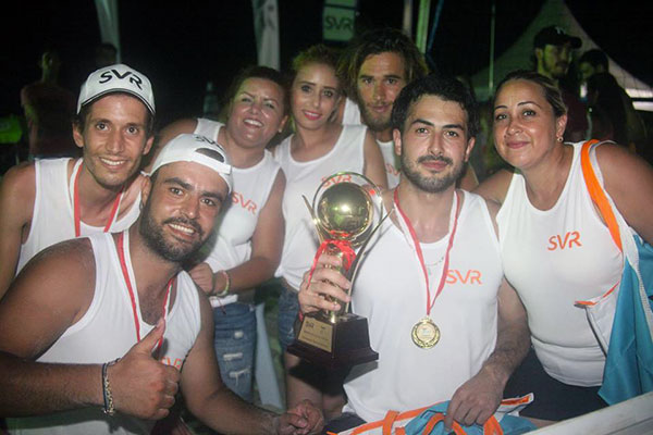 En vidéo :  20ème édition du tournoi de Beach Volley d'El Fatha du 10 au 12 Août