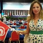La députée Fatma Mseddi démissionne du parti Nidaa Tounes