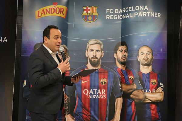 Land'or devient le Partenaire Régional du Club Légendaire FC Barcelone