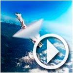 En vidéo : le saut supersonique de Felix Baumgartner