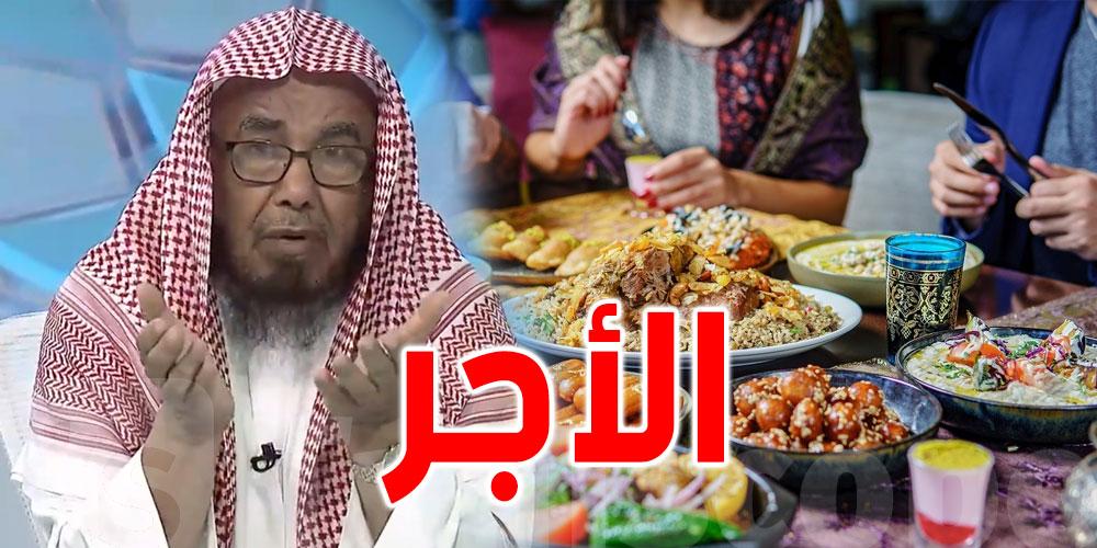 ''بالفيديو..''المرأة التي تطبخ في رمضان أكثر أجرًا من قراءة القرآن