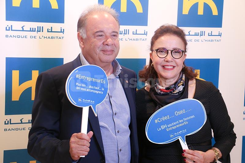 En photos : Cérémonie des Femmes Entrepreneures de Tunisie 2019