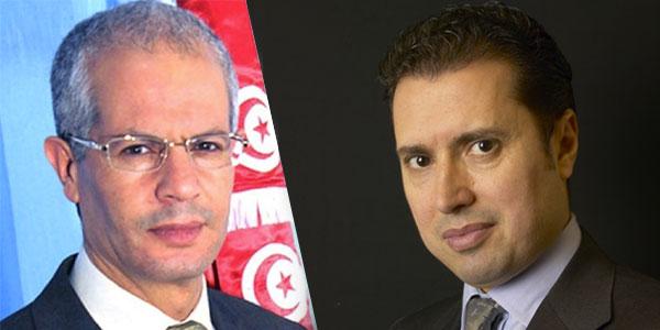 Imed Hammami, à la Santé et Slim Feriani à l'Industrie