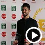 En vidéo : Ferjani Sassi Joueur du mois By Coca-Cola