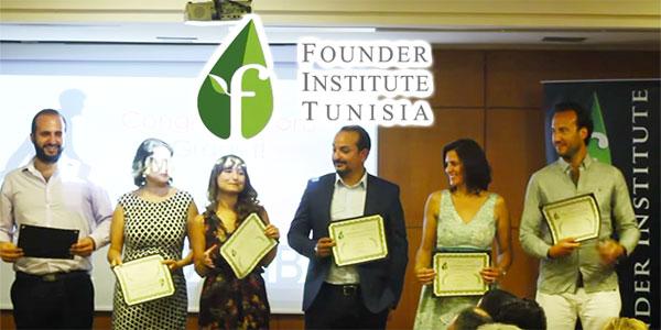 En vidéo : Cérémonie de la deuxième cohorte de Founder Institute Tunisia
