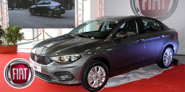 En vidéos  : Tout ce que vous devez savoir sur la Fiat Tipo...