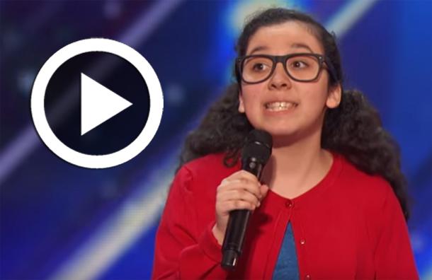 La vidéo de la candidate de America's Got Talent qui se moque de Trump dépasse les 4 millions de vues sur Youtube