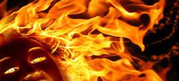نابل: امراة تضرم النارفي جسدها