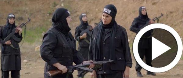 Exclusif : découvrez le Trailer poignant du film Fleur d'Alep, sélectionné pour les Oscars 2016
