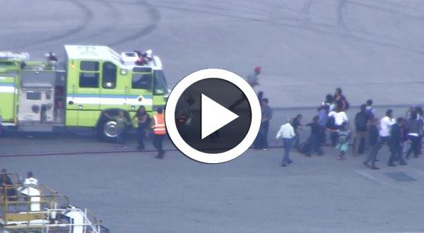 En vidéos : Une fusillade dans un aéroport de Floride fait 3 morts