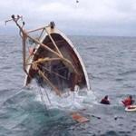 ليبيا : 10 قتلى و35 مفقوداً في حادثة تحطم قارب