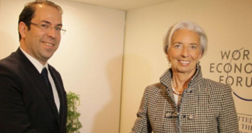 صندوق النقد الدولي يدعو الحكومة التونسية لإتخاذ قررات مصيرية