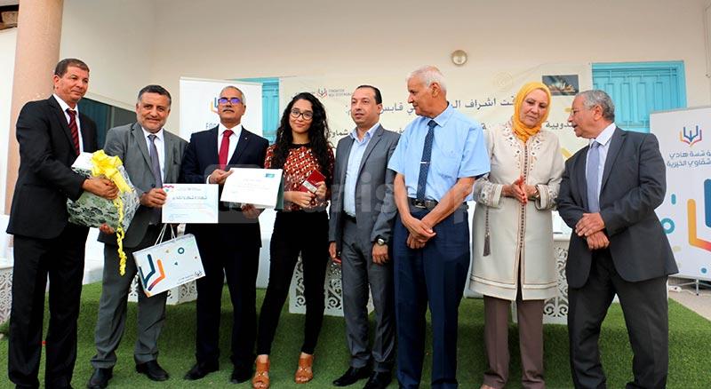 En vidéo : La Fondation Hedi Bouchamaoui célèbre le savoir à Gabès