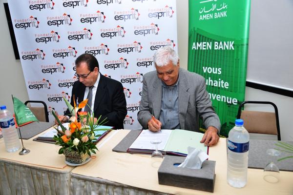 La Fondation Esprit organise la première rencontre des donateurs et partenaires