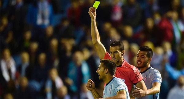 عقوبة على نادي إسباني ''لأغرب سبب''