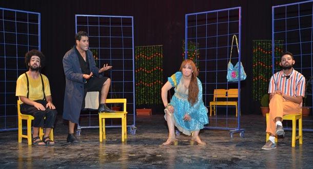 Festival de la liberté du théâtre d'Alexandrie : ''Formatage'' remporte le prix de la meilleure pièce de théâtre