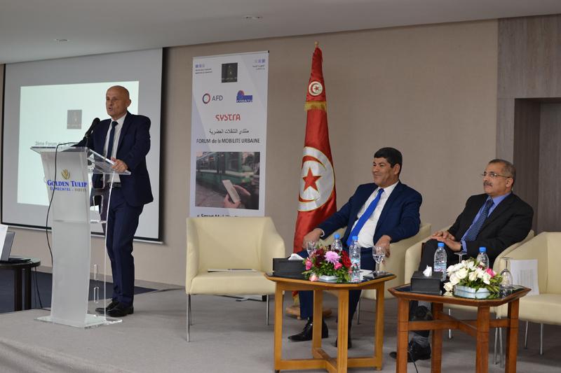Forum de la Mobilité urbaine en Tunisie
