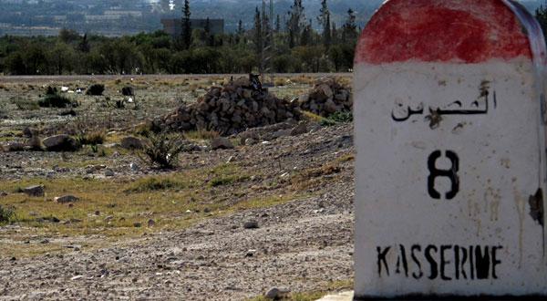 عمليات تمشيط بمرتفعات فوسانة بعد رصد مجموعة إرهابية