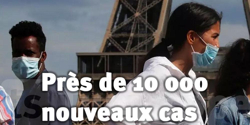 10.593 nouveaux cas en France — Coronavirus