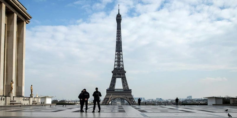 La France recense 509 nouveaux décès en 24 heures