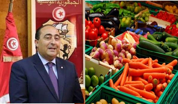 Mise à nu des dépôts de fruits et légumes dans une vaste opération de contrôle