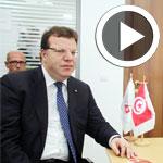 En vidéo : Mohamed Frikha, candidat à la Présidence, promet de transformer les idées en réalités