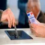 بدء التصويت في الجولة الثانية من الانتخابات المحلية الفرنسية