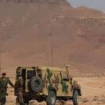 L'armée tire sur deux voitures libyennes qui essaient de traverser les frontières en force