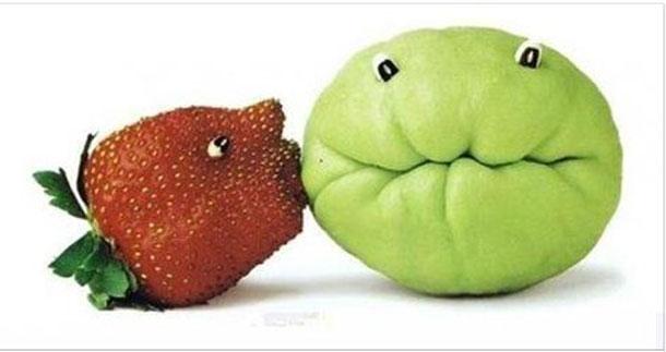 Les fruits, même moches, sont « Trop bons pour être jetés »