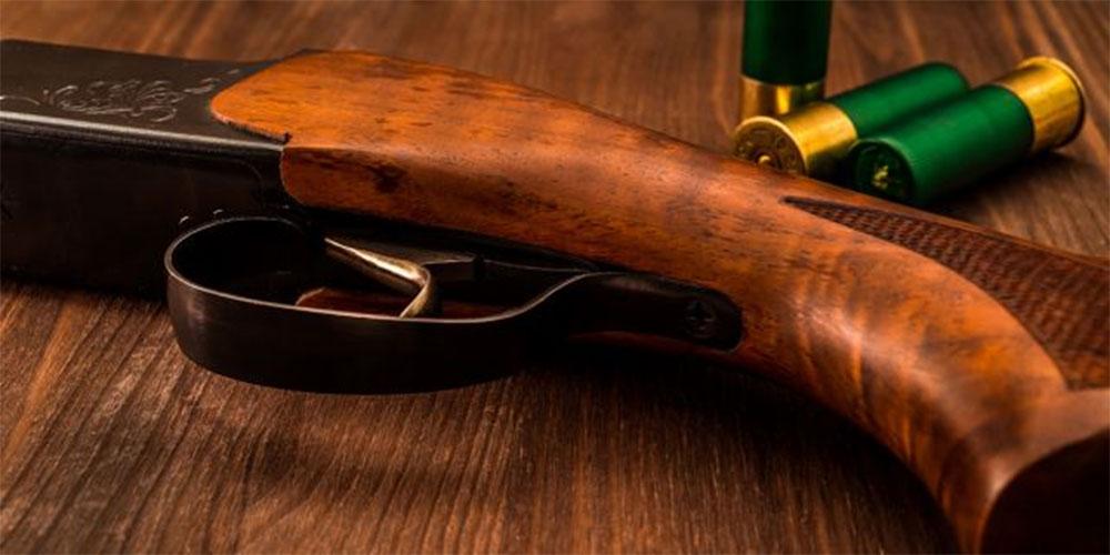 حجز بندقية صيد ممسوكة دون رخصة  بجبنيانة