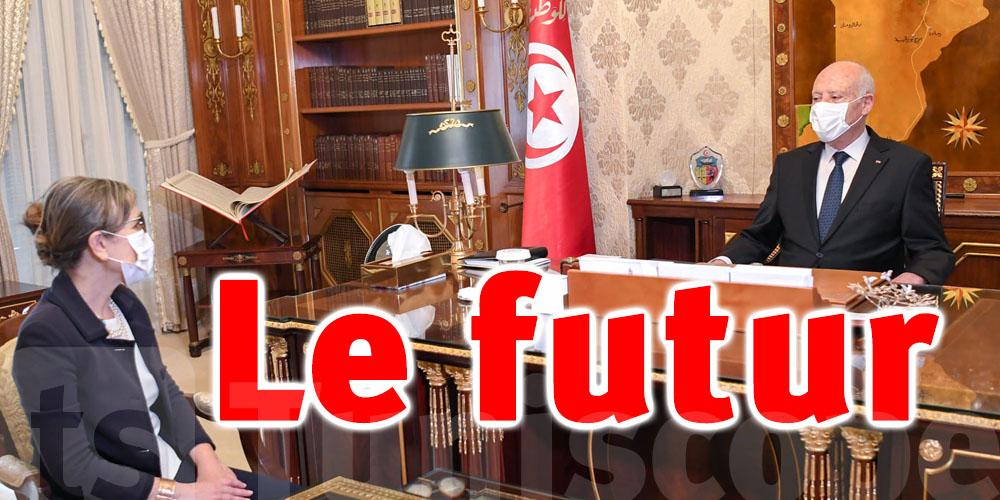Tunisie-dernière minute : Ce qu'a demandé Saied à Bouden