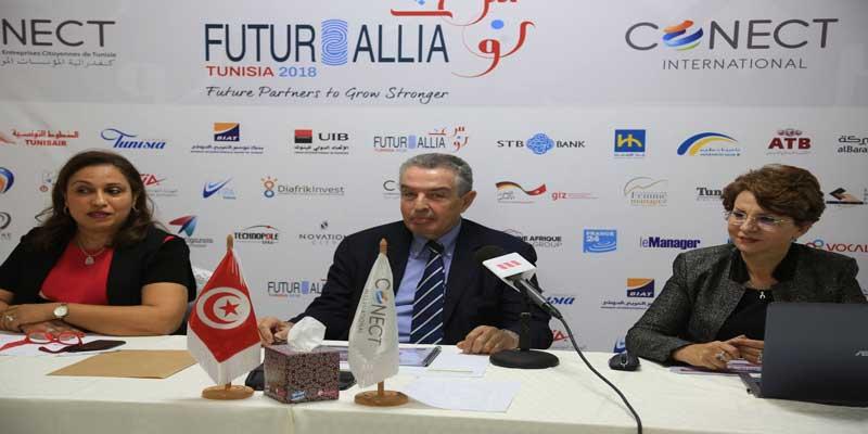 La Tunisie accueille FUTURALLIA Forum des Affaires du 14 au 16 novembre