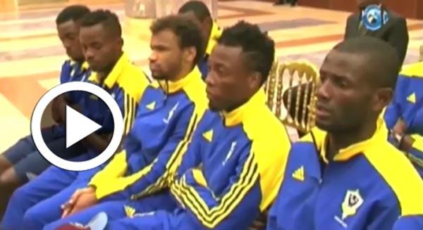 Vidéo du jour- Can 2017 : Quand les joueurs du Gabon s'excusent auprès du peuple
