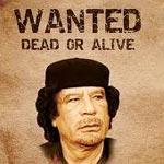 Kadhafi aurait vendu 20 % de l'or libyen avant sa fuite !